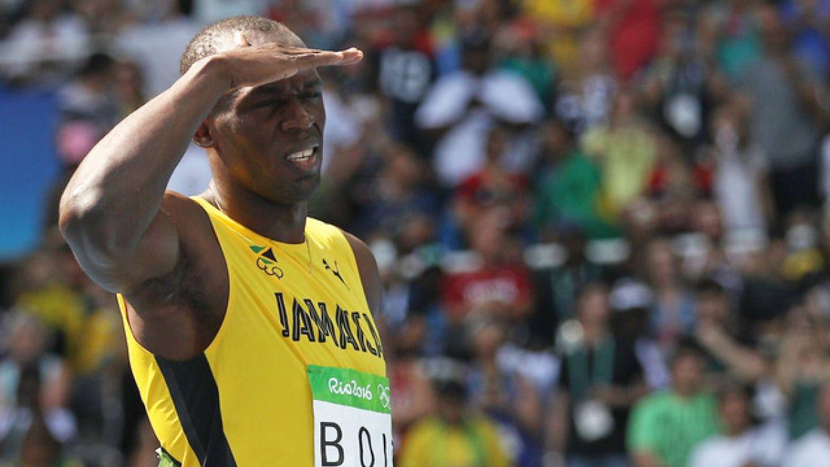 Bolt imparable: Gana su serie y está en semifinales de 200 metros de Rio
