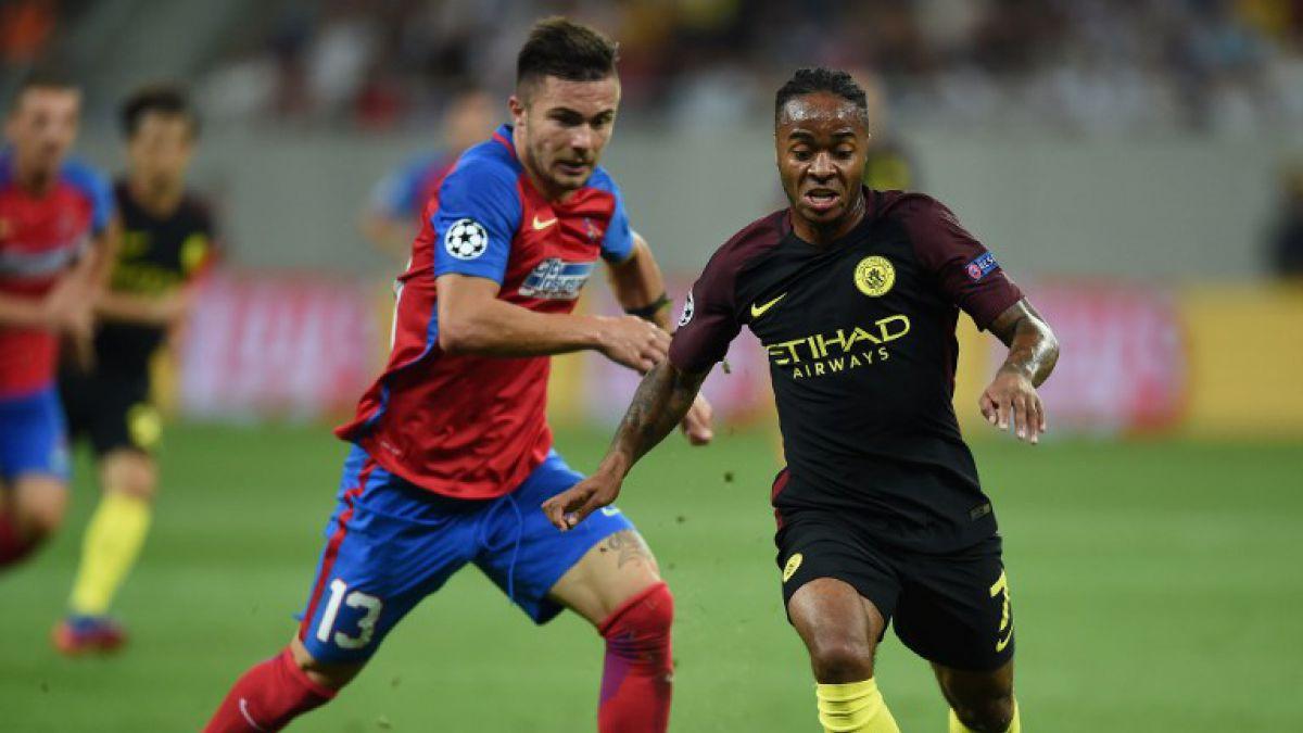 [GOL A GOL] Manchester City venció a Steaua por Champions League