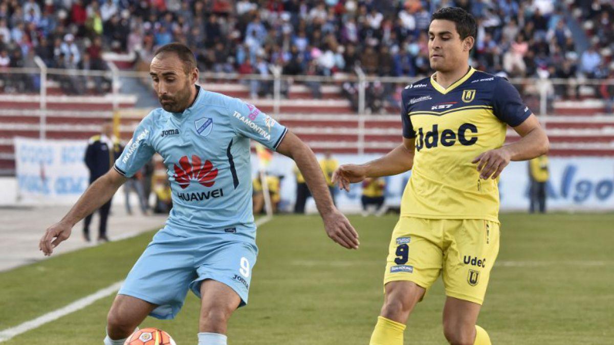 [Minuto a Minuto] U. de Concepción cae ante Bolívar por la Copa Sudamericana