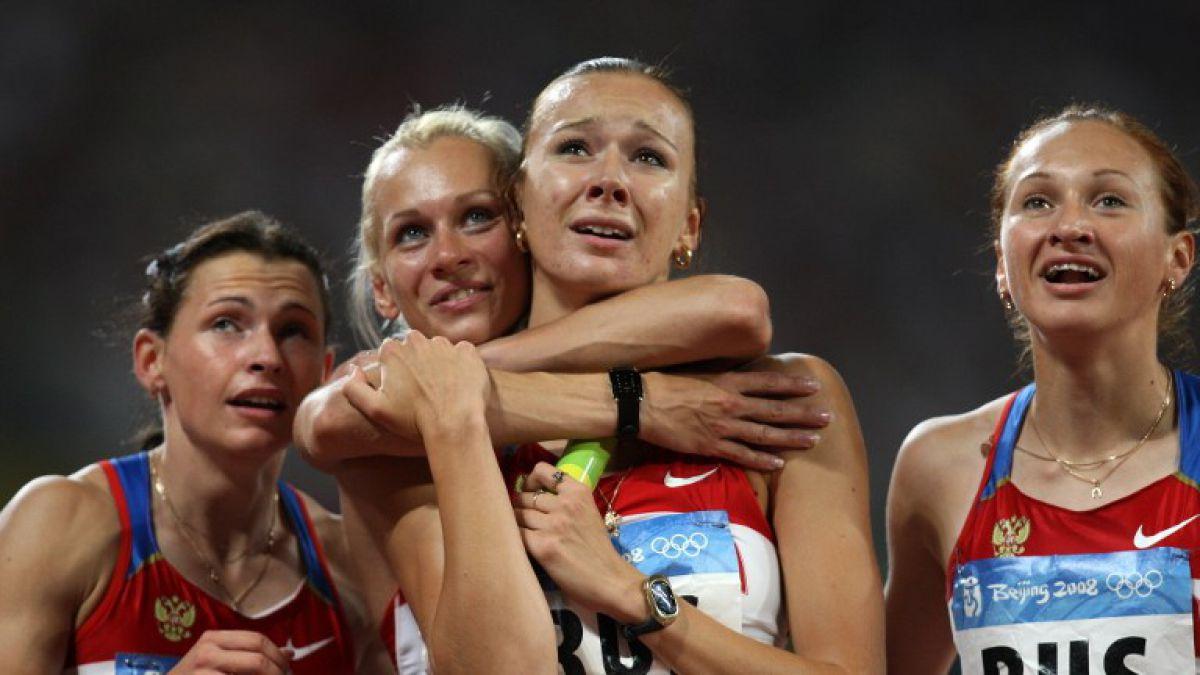Rusia pierde la medalla de oro de los relevos 4x100 de Beijing 2008 por dopaje