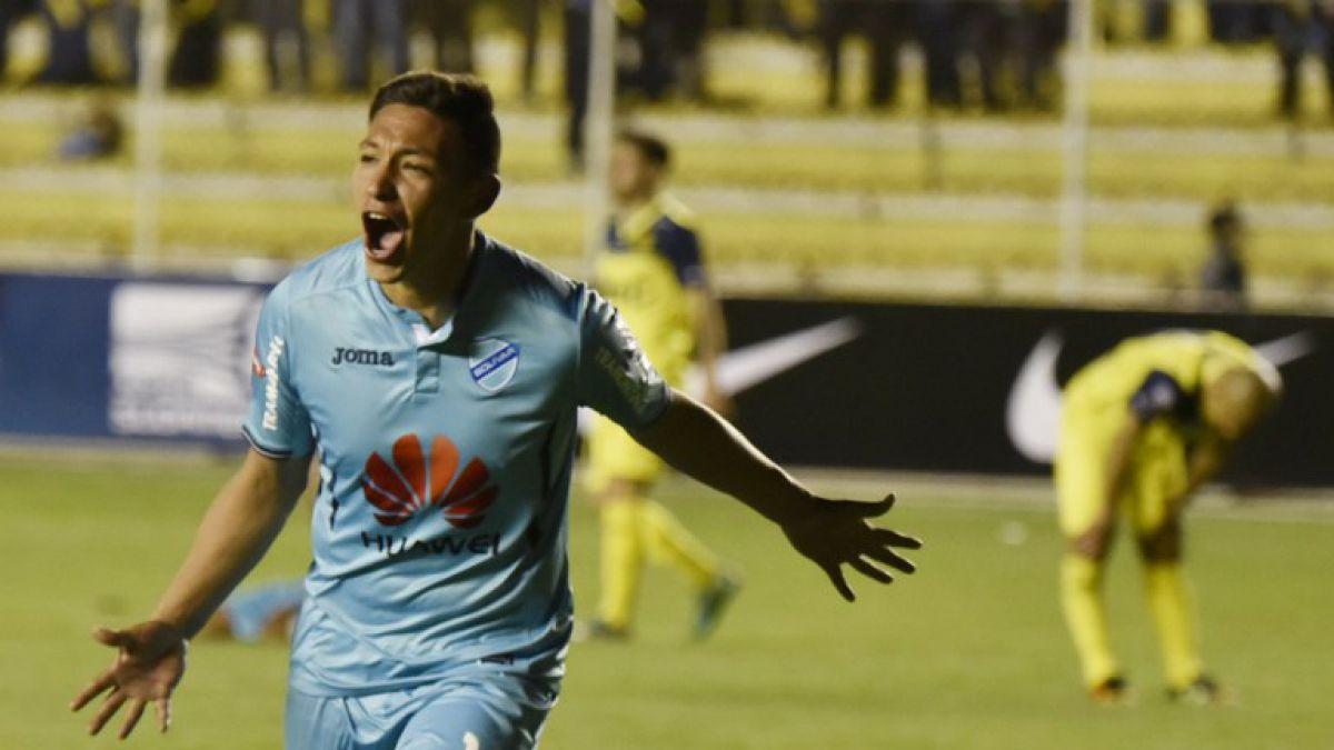 U. de Concepción cae por goleada ante Bolívar y queda fuera de la Sudamericana