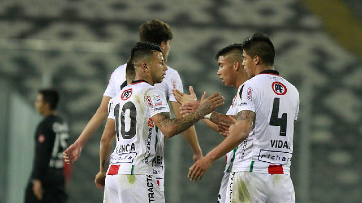 Palestino sale a buscar la clasificación en Paraguay a 2° ronda de Copa Sudamericana
