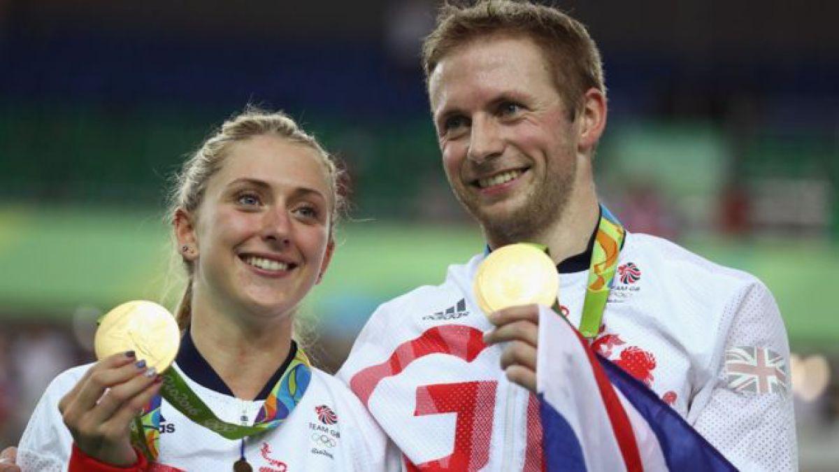 La historia de la pareja de novios que ha ganado más medallas de oro que América Latina en Río 2016