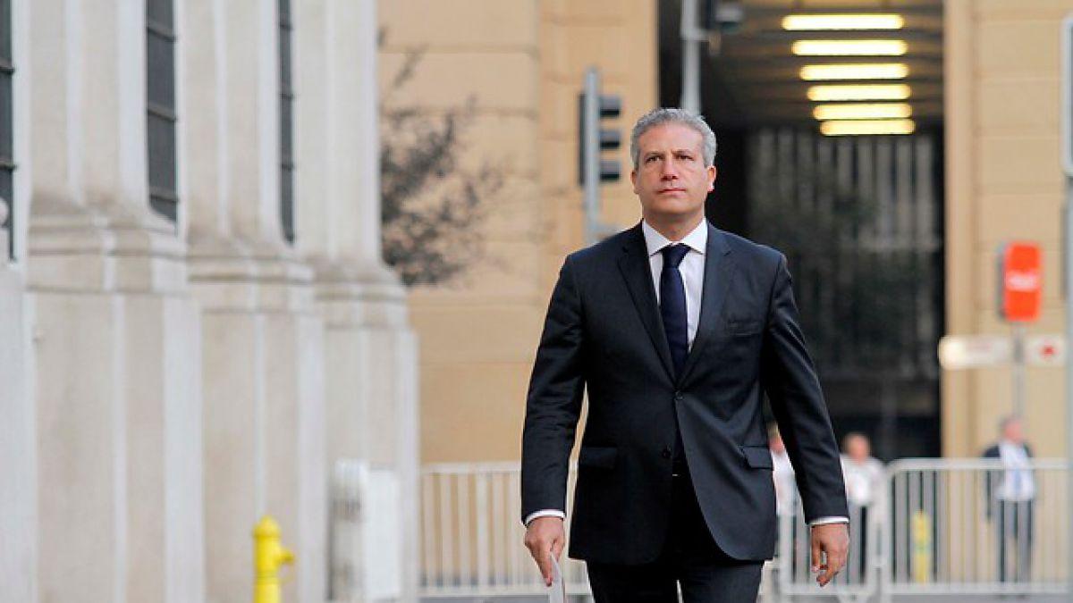 Corte rechaza recurso de protección de Rincón por negativa de mesa DC para inscribir su candidatura