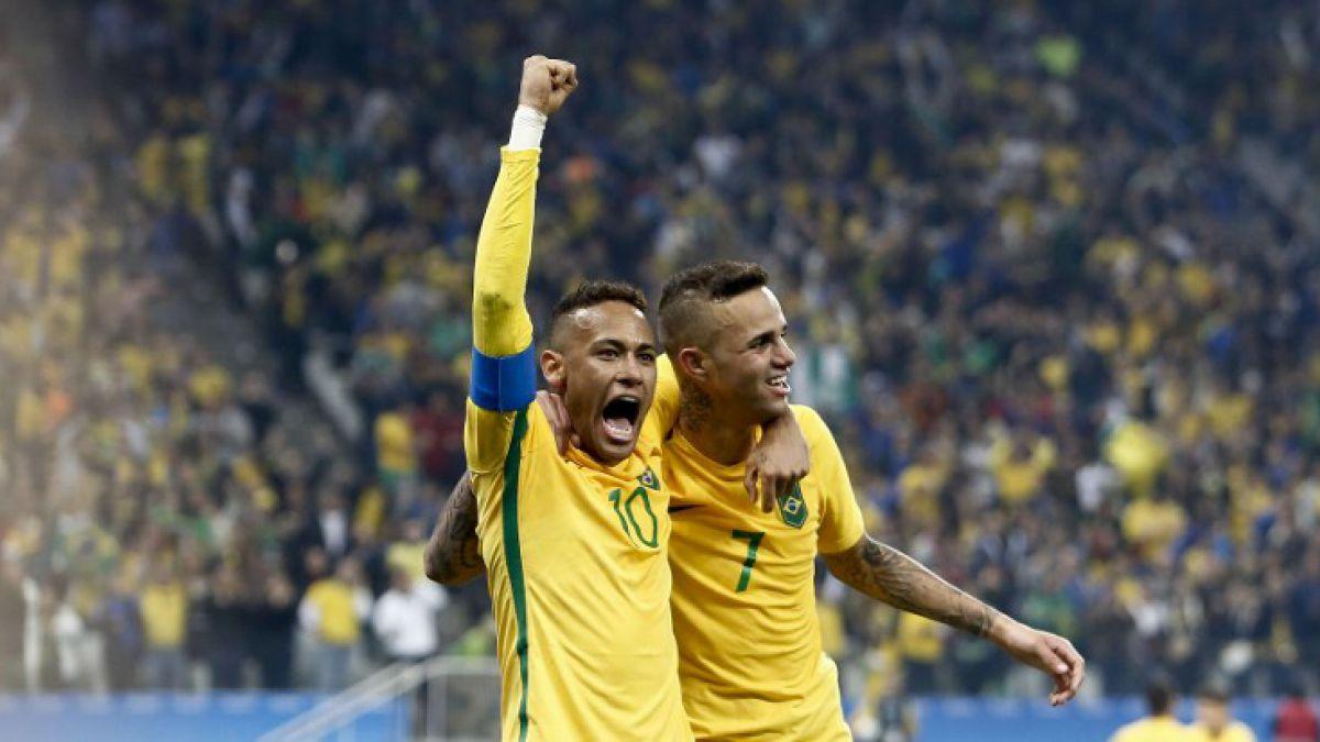 Neymar registra récord: marca el gol más rápido en la historia de los Juegos Olímpicos