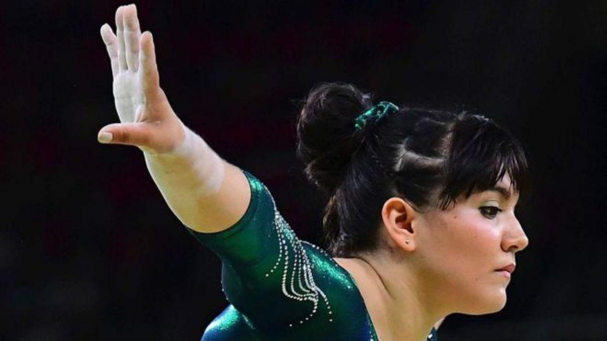 Alexa Moreno quedó en el trigésimo primer lugar en la clasificación general de gimnasia artística el pasado lunes.