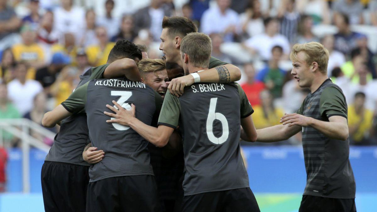 Alemania elimina a Nigeria y jugará con Brasil por el oro en fútbol de Río 2016