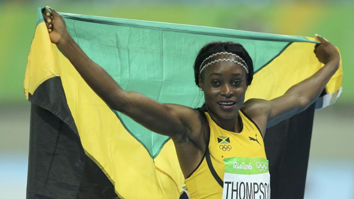 La jamaicana Thompson logra doblete en velocidad al ganar oro en 200 metros