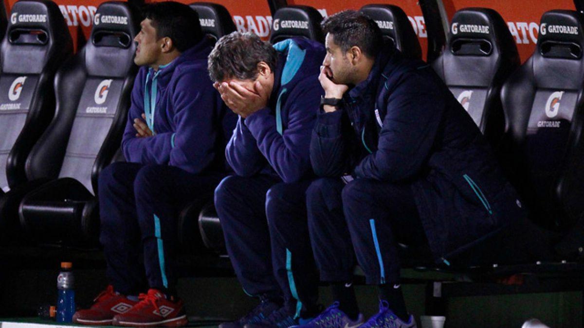 """Mario Salas y eliminación de la UC: """"Yo soy el único responsable"""""""