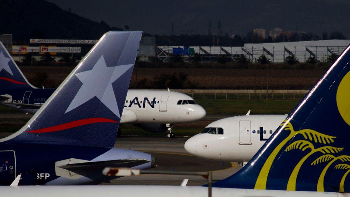 Resultado de imagen para Latam y American Airlines combinarán operaciones en Uruguay y Perú