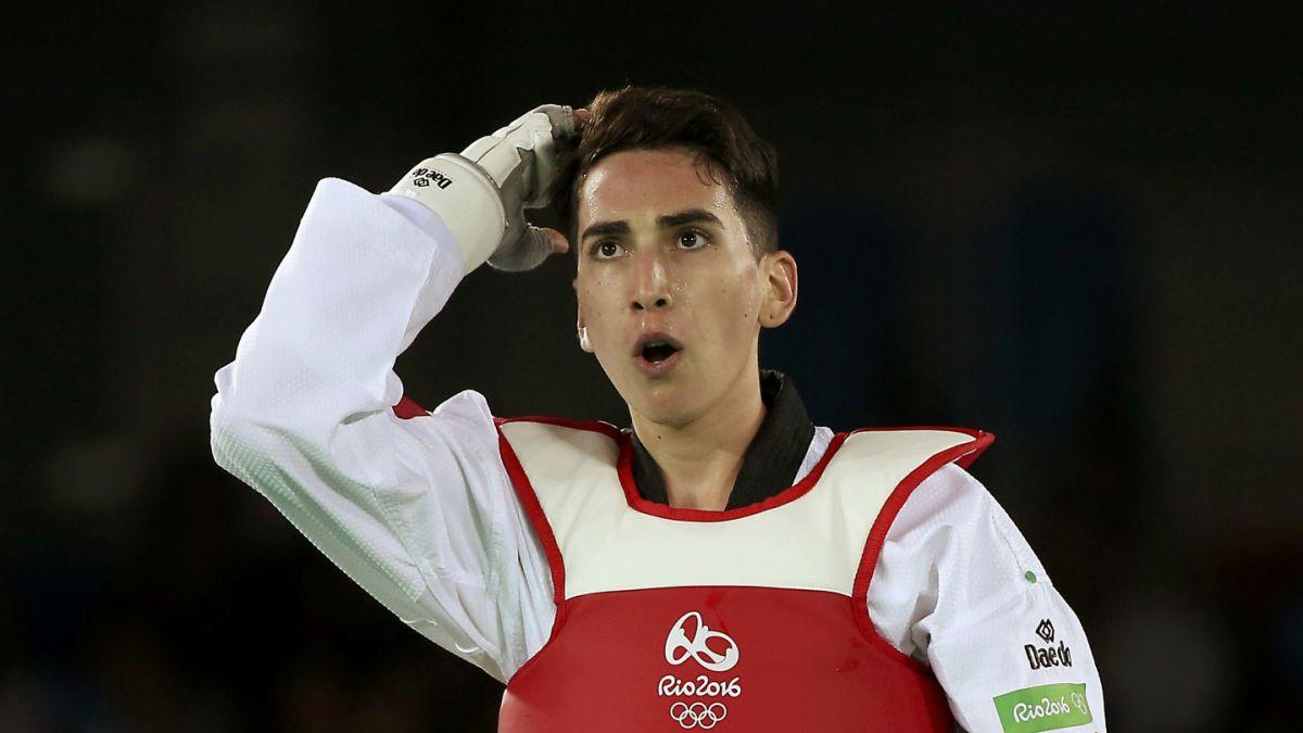 Ignacio Morales queda sin chance de pelear por medalla en taekwondo de Río 2016