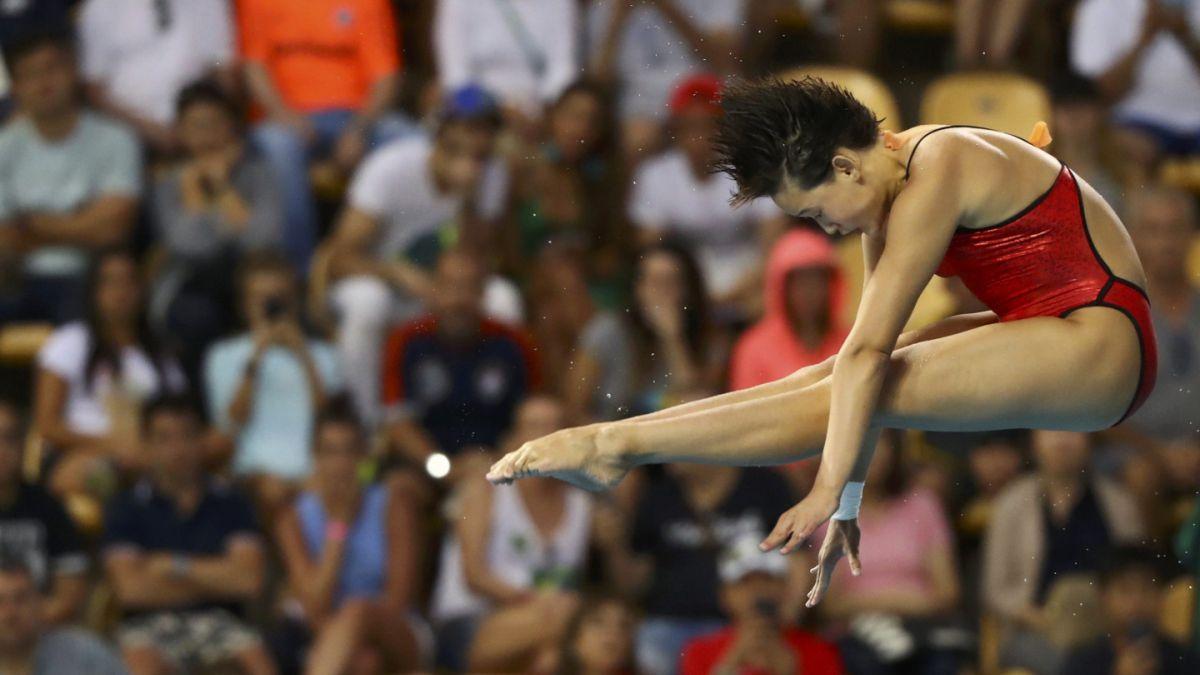 Clavadista china gana oro y es la medallista más joven de Río 2016