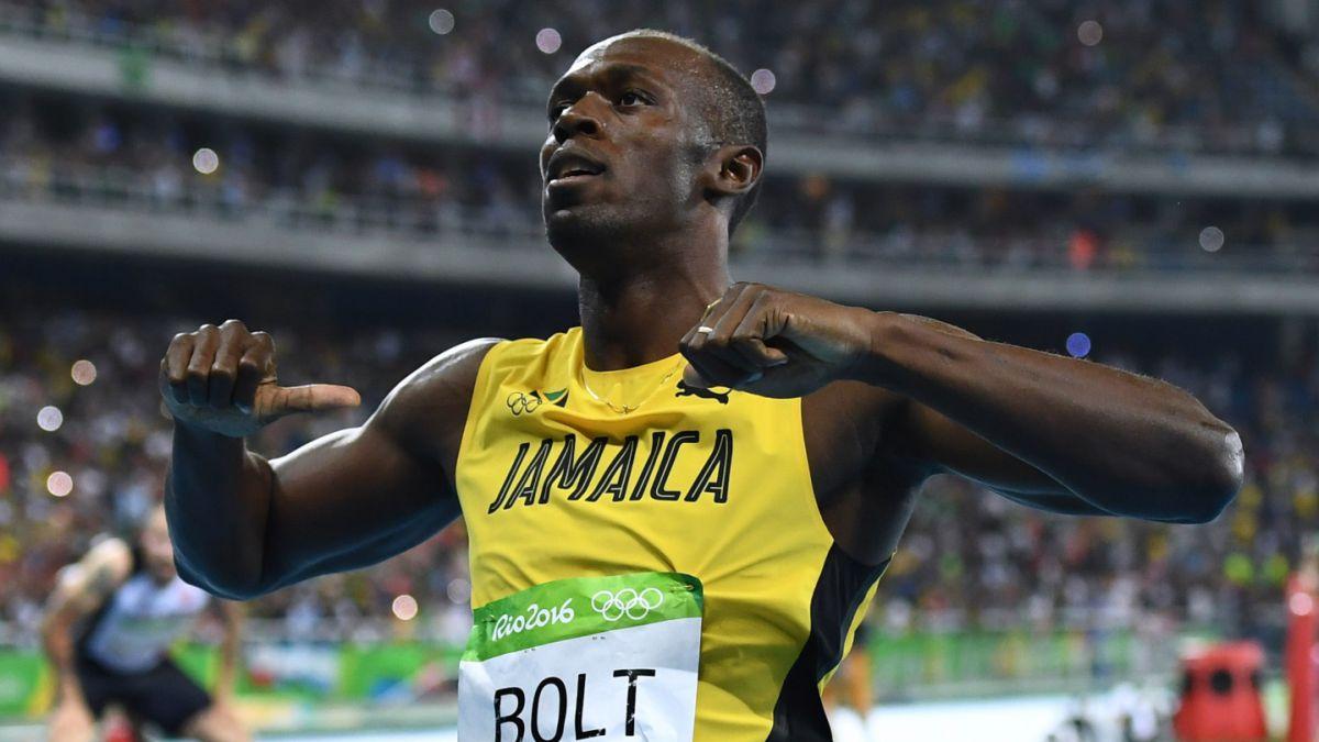 Sigue brillando: Usain Bolt gana el oro de los 200 metros de Río 2016