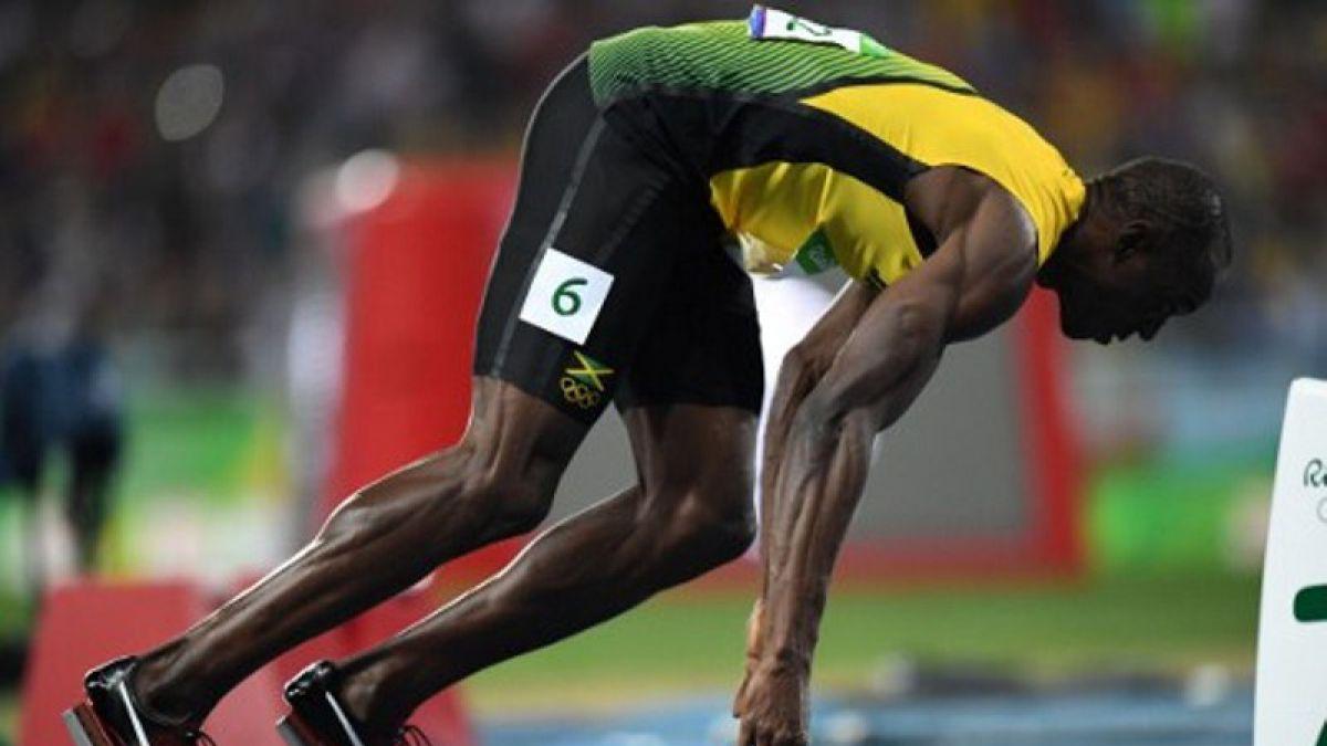 Desafío: ¿Puedes vencer a Usain Bolt en su tiempo de reacción?