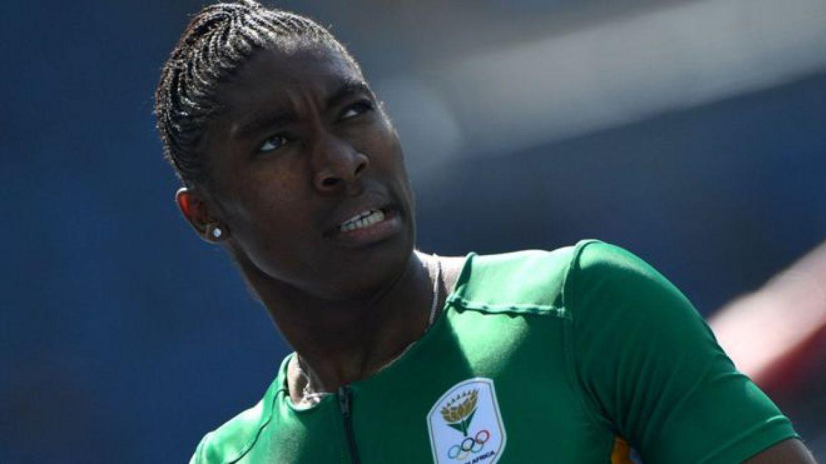 Semenya es la gran favorita a la medalla de oro en Río 2016 en los 800 metros planos.