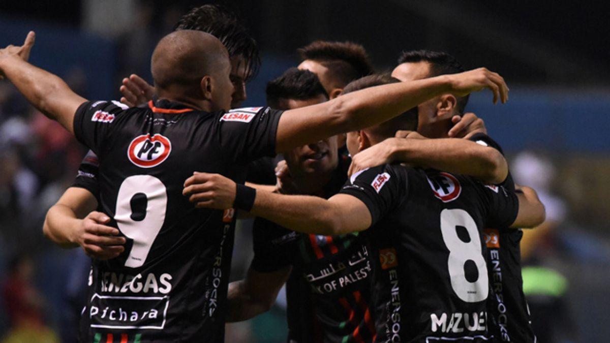 Palestino ya tiene fecha para enfrentar a Real Garcilaso por Copa Sudamericana