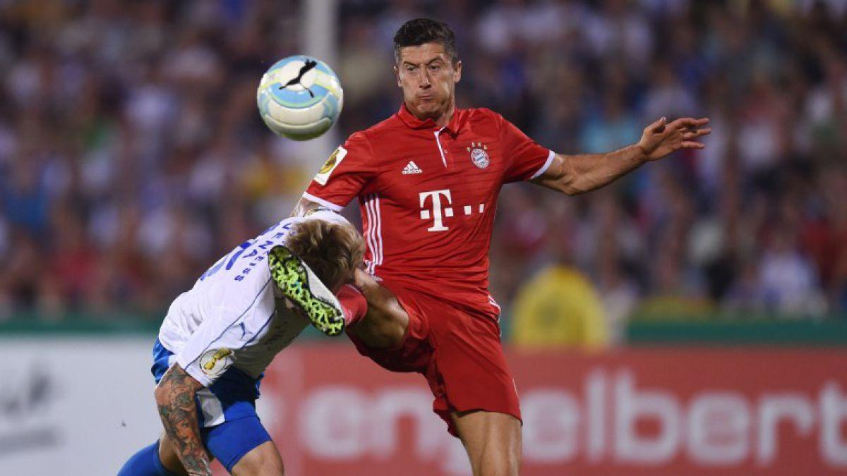 [Gol a Gol] Bayern con Vidal en cancha gana en la Copa de Alemania
