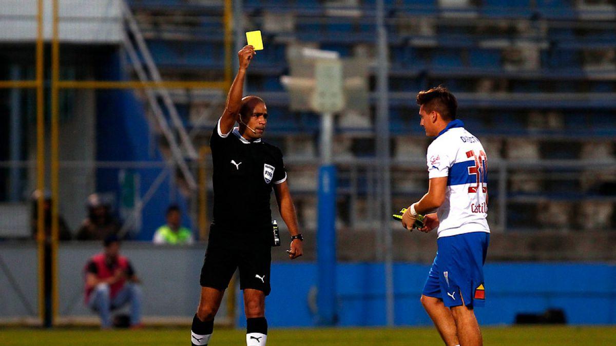 Jorge Osorio dirigirá UC-Wanderers tras lesión de árbitro oficial