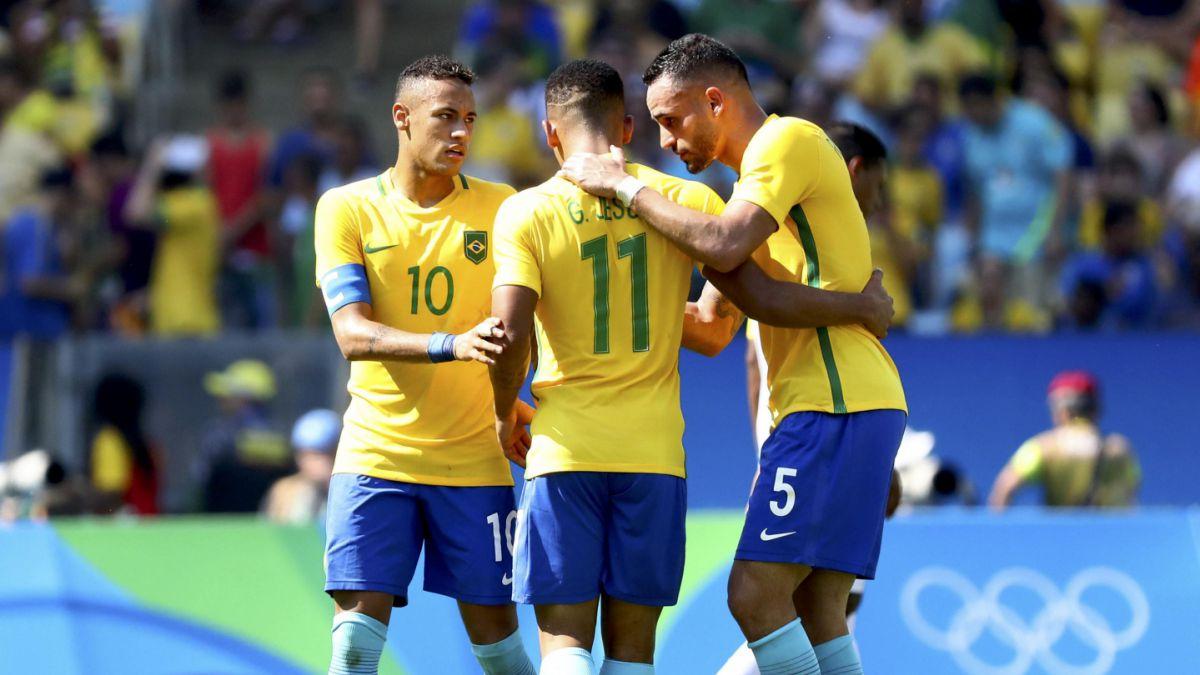 Brasil sale en busca de histórico oro olímpico ante Alemania