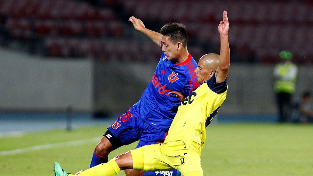 U. de Chile va por su segunda victoria consecutiva en el Apertura