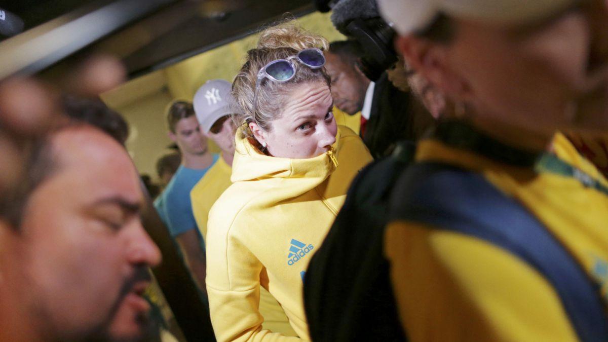Detienen a 9 atletas olímpicos de Australia por alterar sus acreditaciones para entrar a semifinal