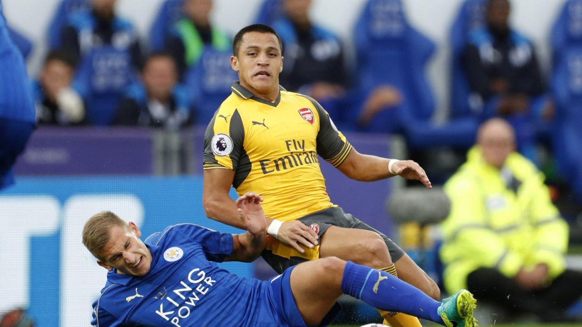 [Minuto a Minuto] Arsenal de Alexis enfrenta al último campeón Leicester