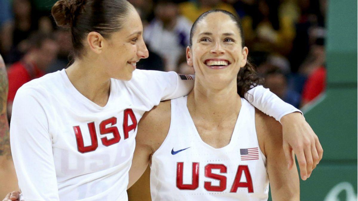 Estados Unidos se cuelga su sexto oro consecutivo en básquetbol femenino en Río 2016