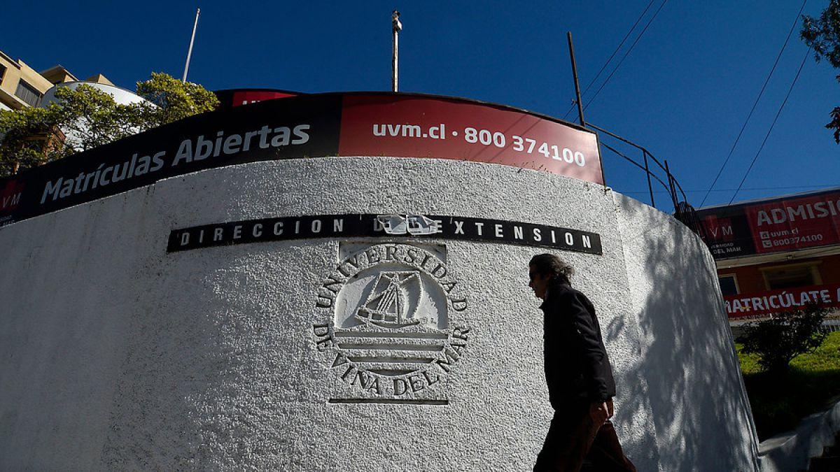 Laureate: Se nos acusa por tener contratos con empresas relacionadas, lo que no es delito en Chile