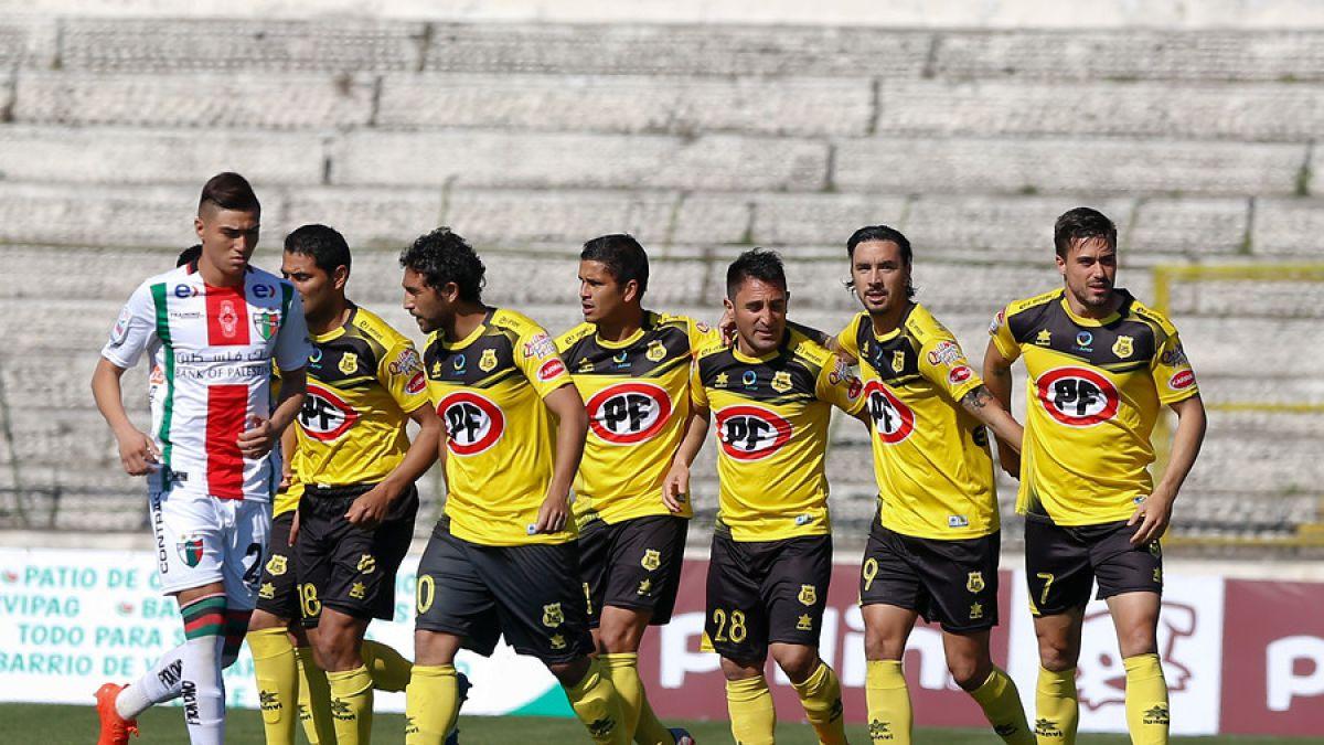 San Luis suma su primera victoria del Apertura venciendo a Palestino con un jugador menos