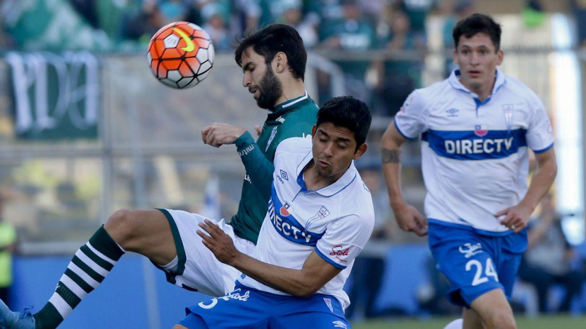 La UC cae ante Wanderers y sigue sin ganar en el Torneo de Apertura