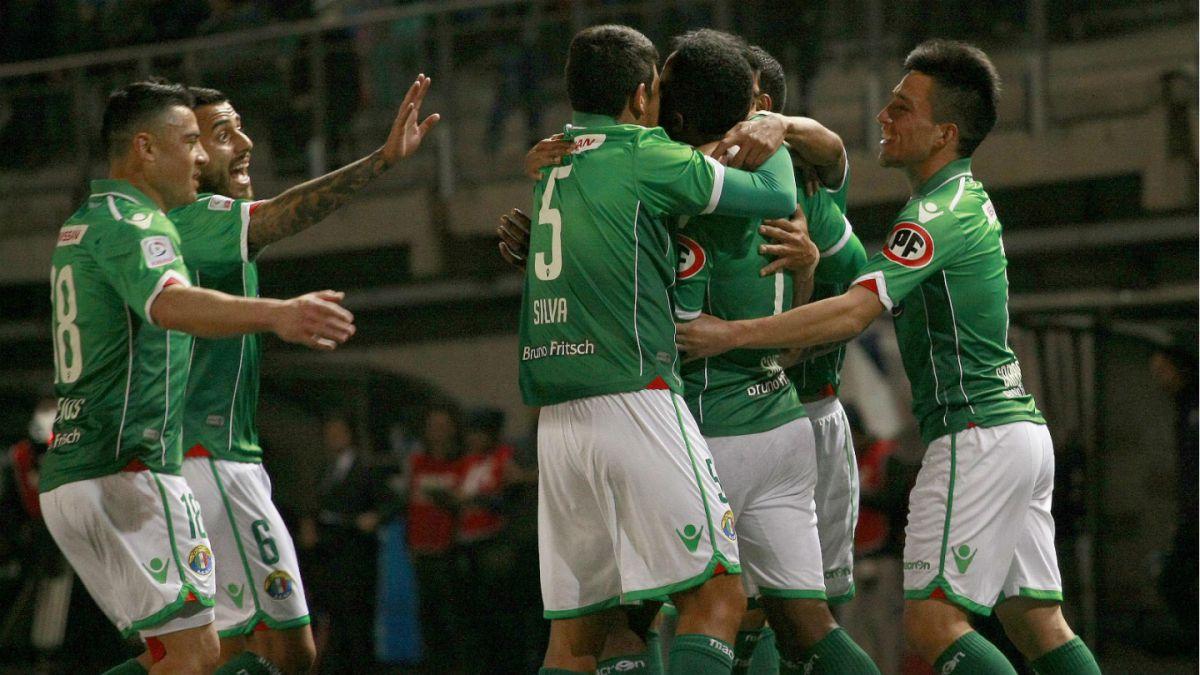 Audax derrota a Antofagasta y obtiene su primera victoria en el Torneo de Apertura