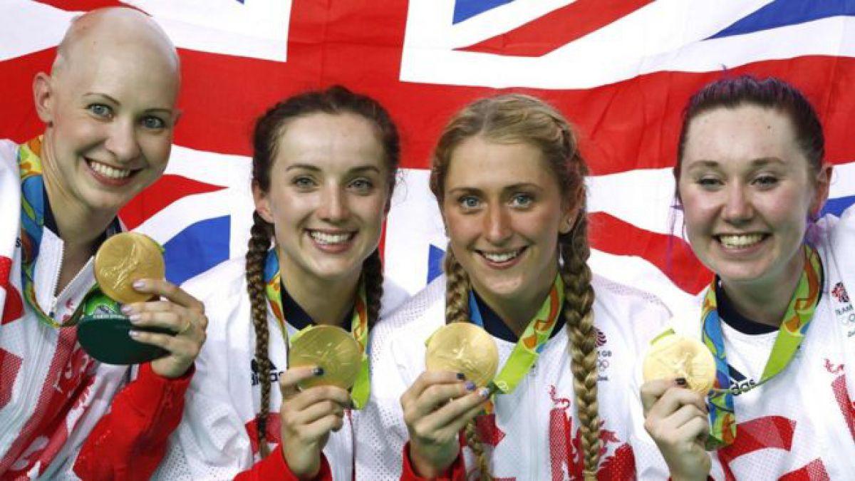 De un solo oro en las Olimpiadas de Atlanta a 27 en Río 2016: lo que se puede aprender del resurgimiento deportivo de Reino Unido