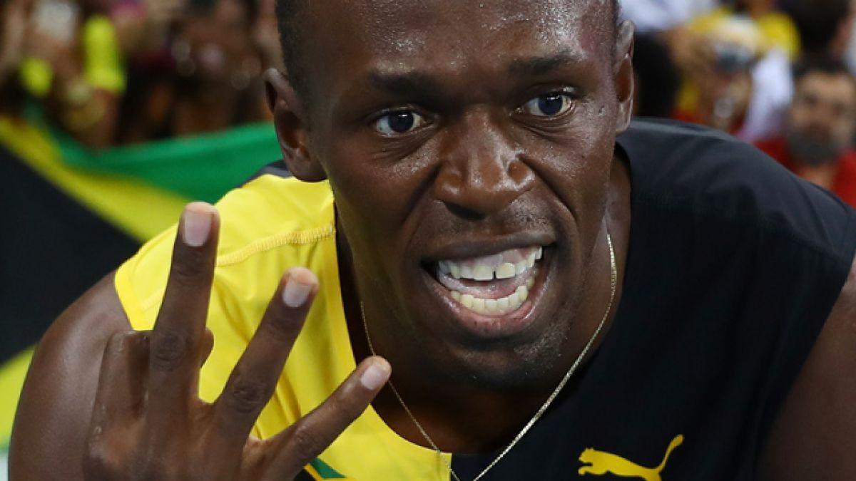 Filtran imágenes de Usain Bolt y su desatada noche en Río de Janeiro