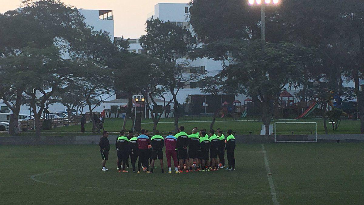 Palestino ya está en Perú para duelo ante Real Garcilaso por Copa Sudamericana