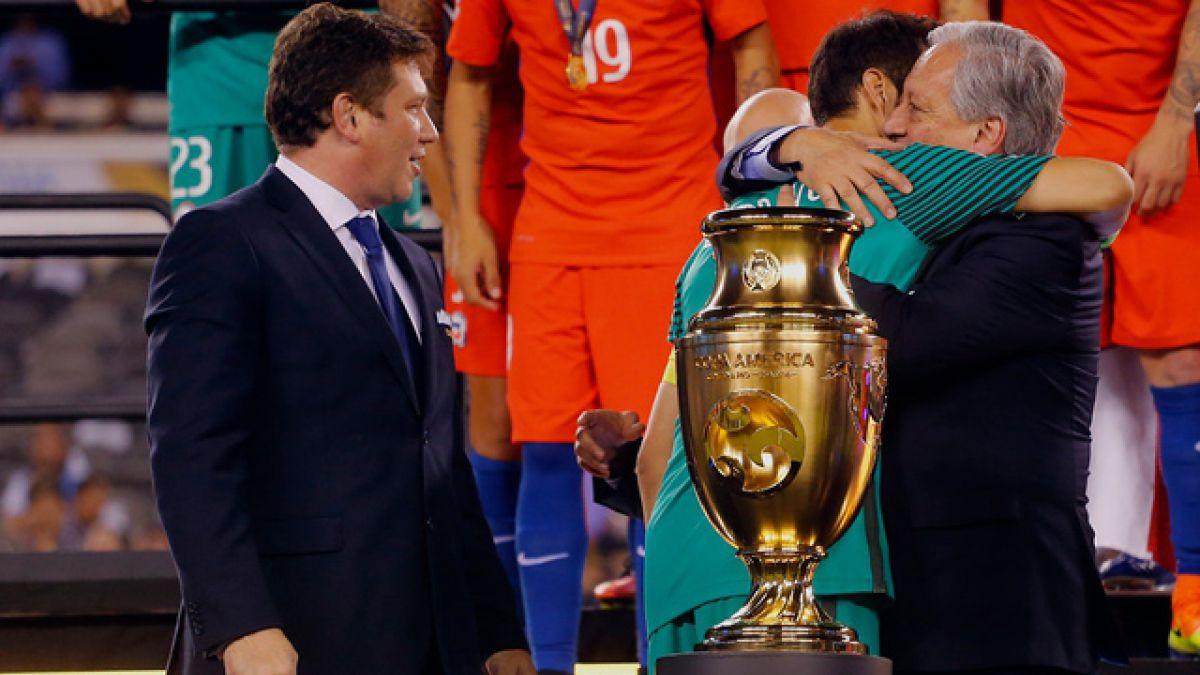 """Arturo Salah: """"Es un hecho que Chile participa en la primera China Cup"""""""
