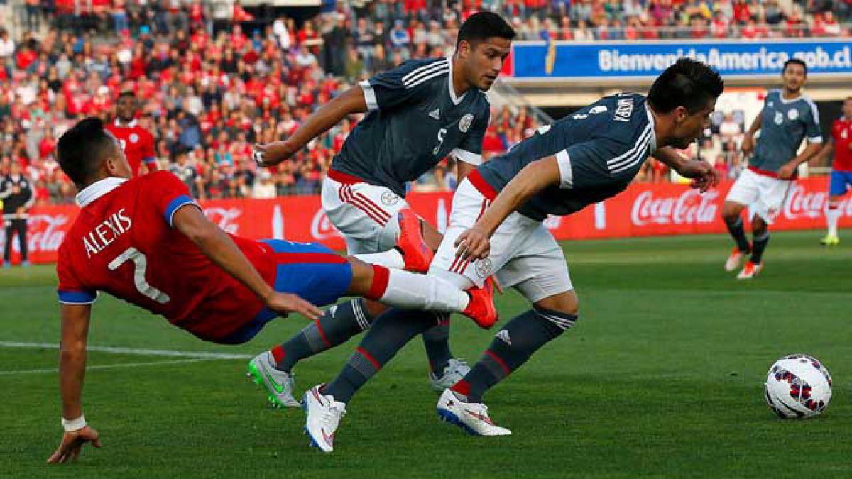 Paraguay entrega nómina definitiva para duelos ante Chile y Uruguay por Clasificatorias