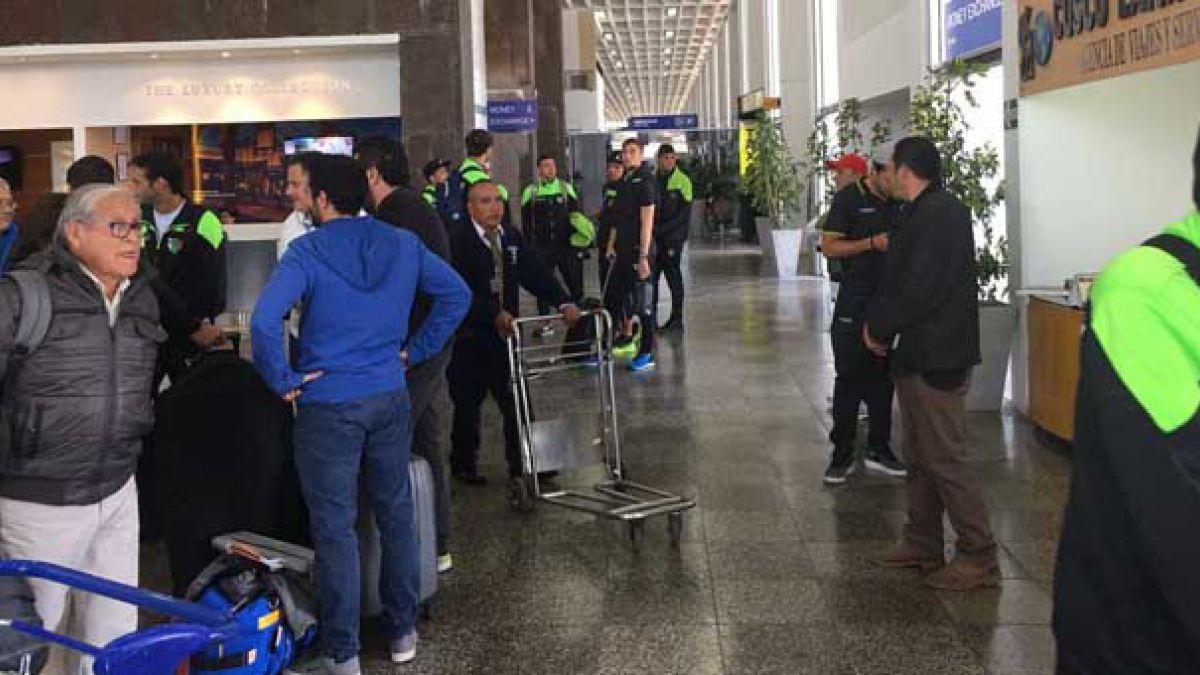 Palestino llega a Cuzco para duelo ante Real Garcilaso por Copa Sudamericana