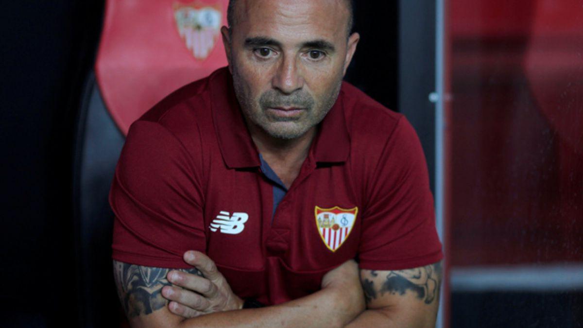 El afectuoso saludo de Jorge Sampaoli a su ex club ante difícil momento