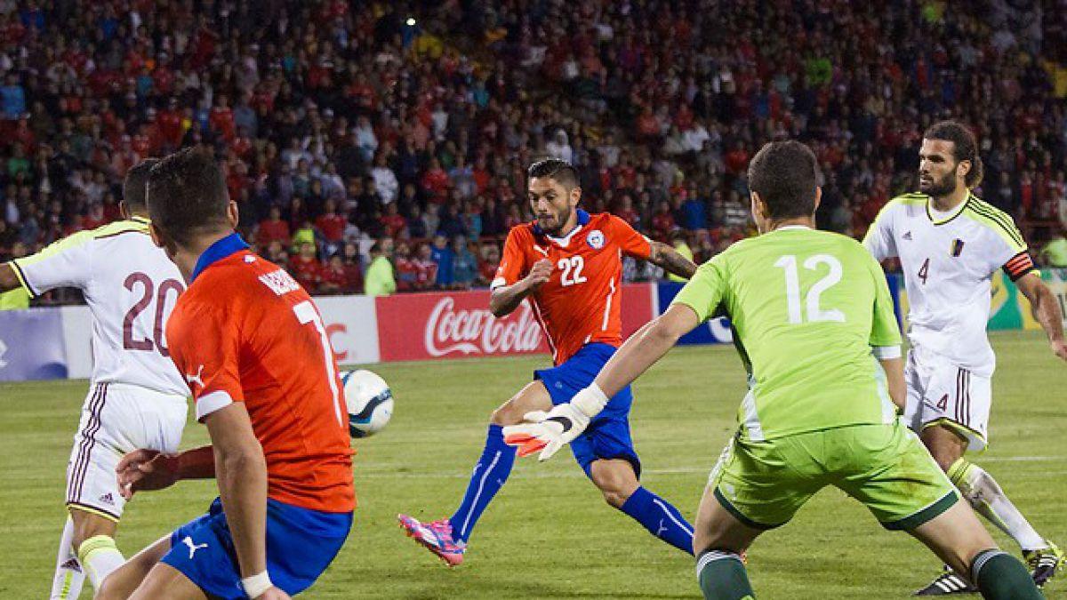 El momento estelar de Rodrigo Millar en su regreso a la selección chilena