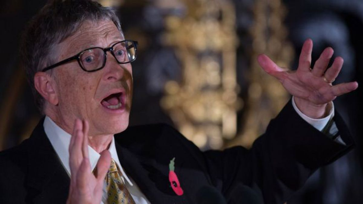 Cómo se compara la creciente fortuna de Bill Gates con la economía de los países latinoamericanos