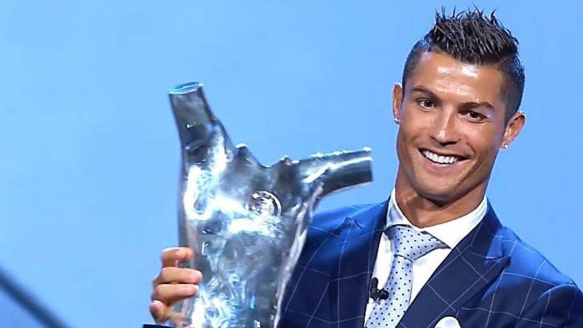 Cristiano Ronaldo Elegido El Mejor Jugador De Europa