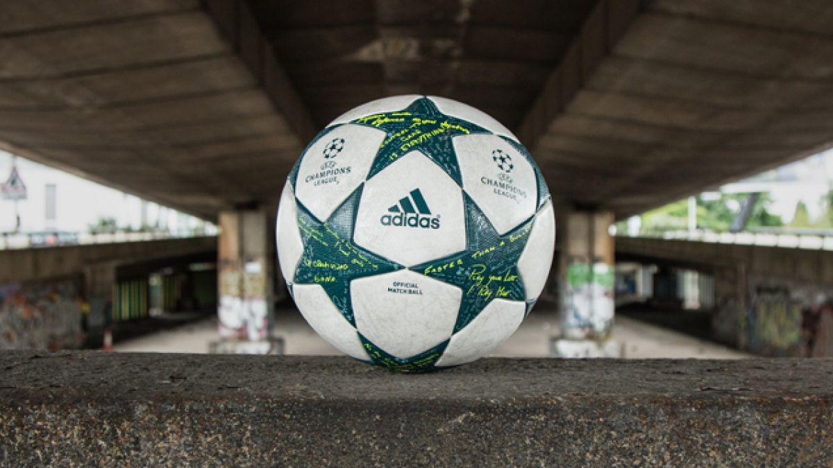 Conoce el balón con que se disputará la Champions League 2016-2017 4daa359794d94