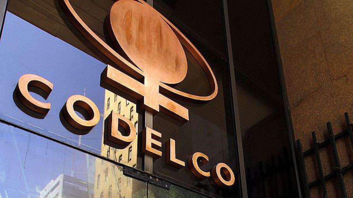 Codelco se reunirá con Comisión de Defensa por modificaciones a Ley Reservada del Cobre