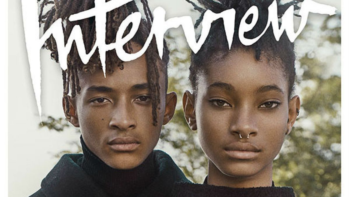 Jaden y Willow Smith, a fondo con Interview y Pharrell ...
