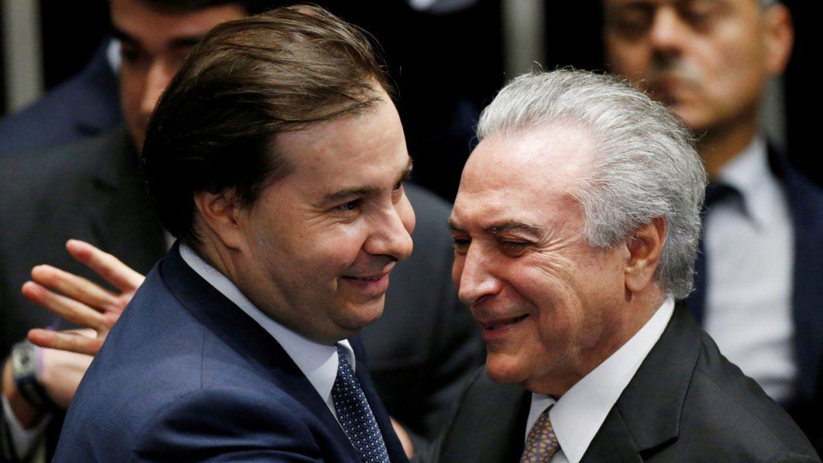 Michel Temer reconoce dos años para reencauzar Brasil | Tele 13