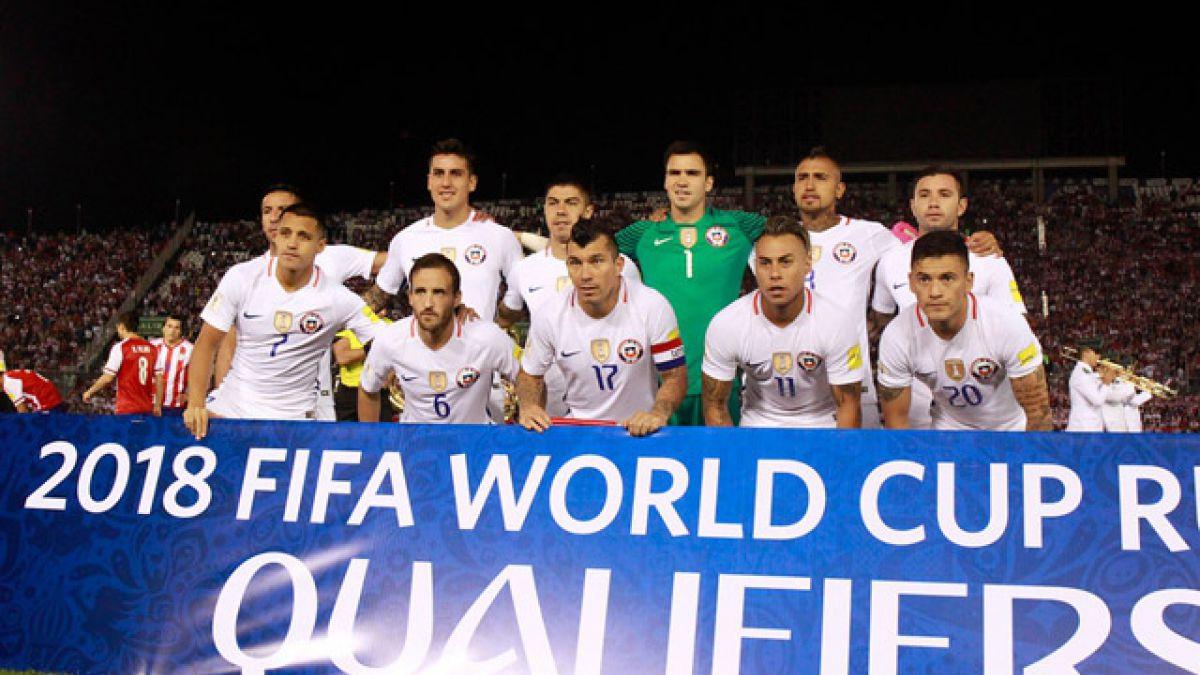 Ganar o Ganar es la consigna de La Roja — Chile-Bolivia