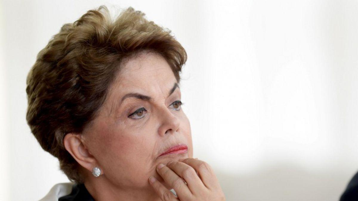 Dilma Rousseff a T13: Tengo gratitud por la solidaridad de Michelle Bachelet