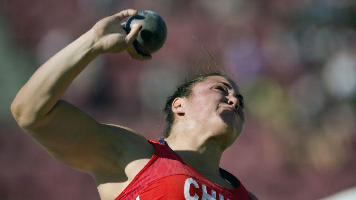 Natalia Duco logra medalla de plata en campeonato realizado en Alemania