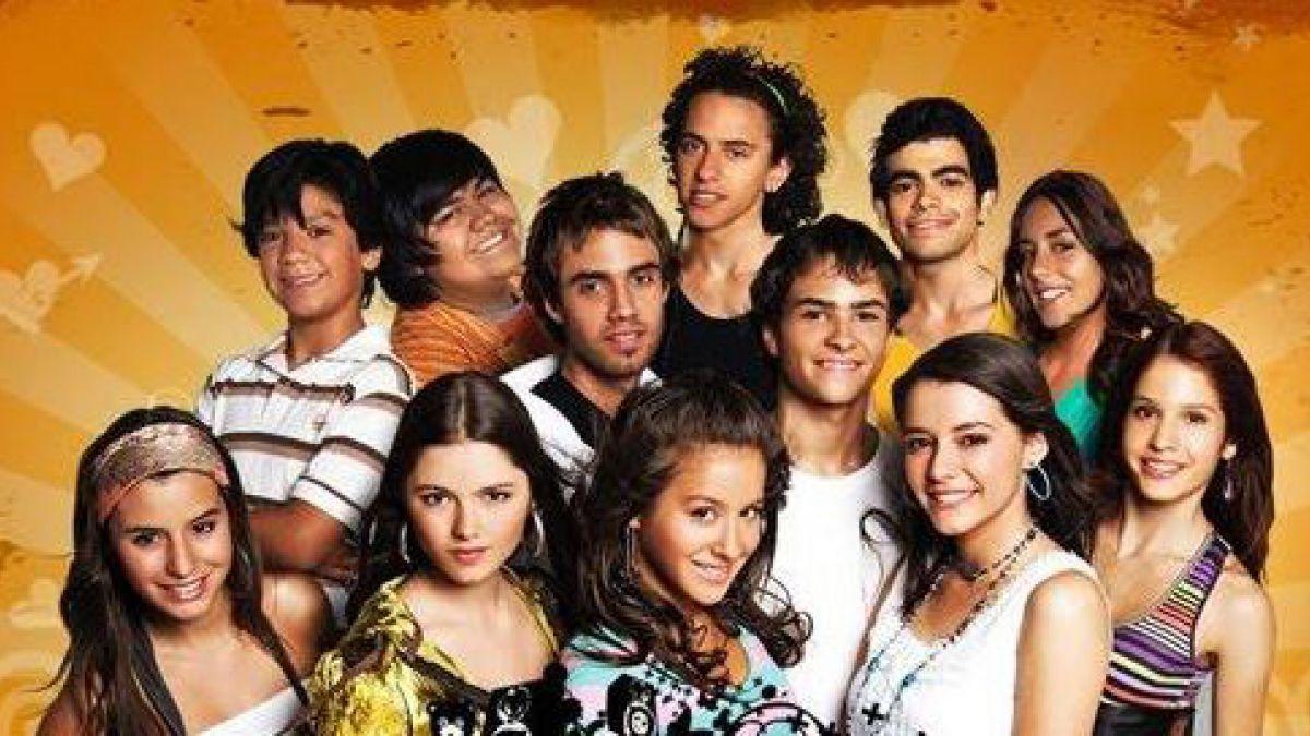 """Simone Mardones fue parte de la segunda temporada de """"Amango"""""""
