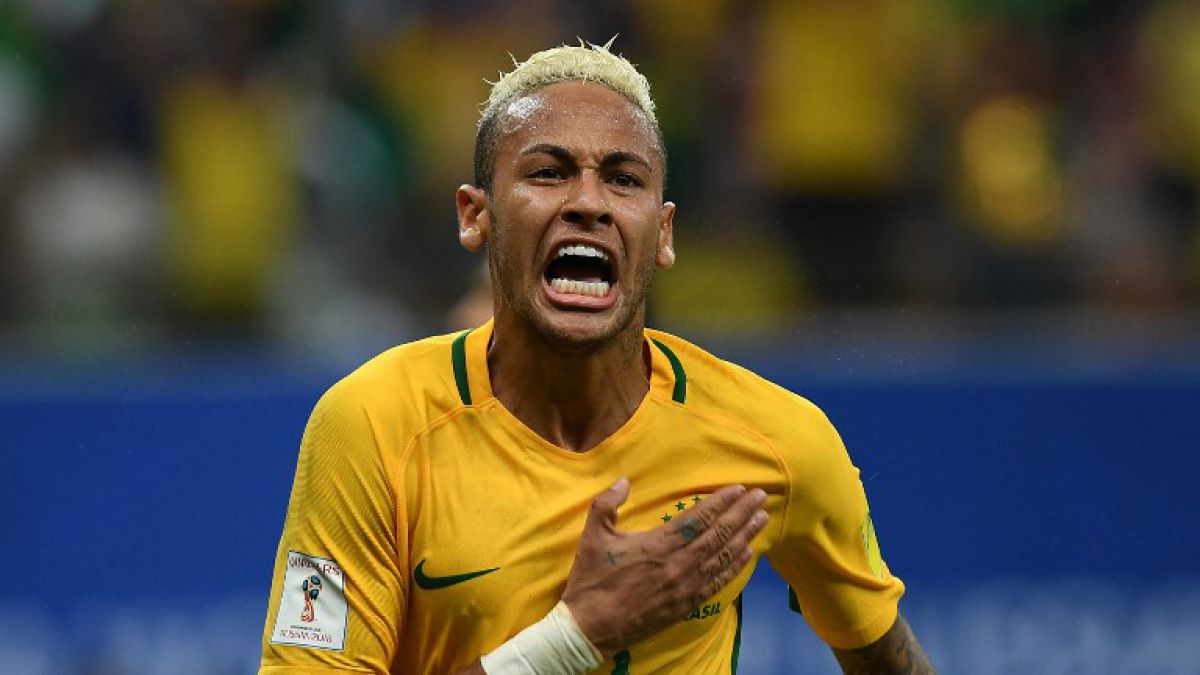 Brasil, Neymar y Suárez, las figuras — Sudamérica